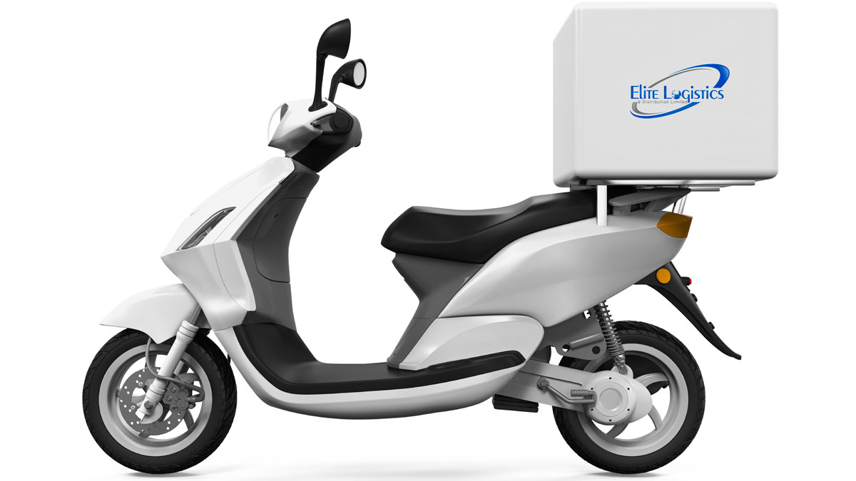 Elite Logistics Courrier Bike