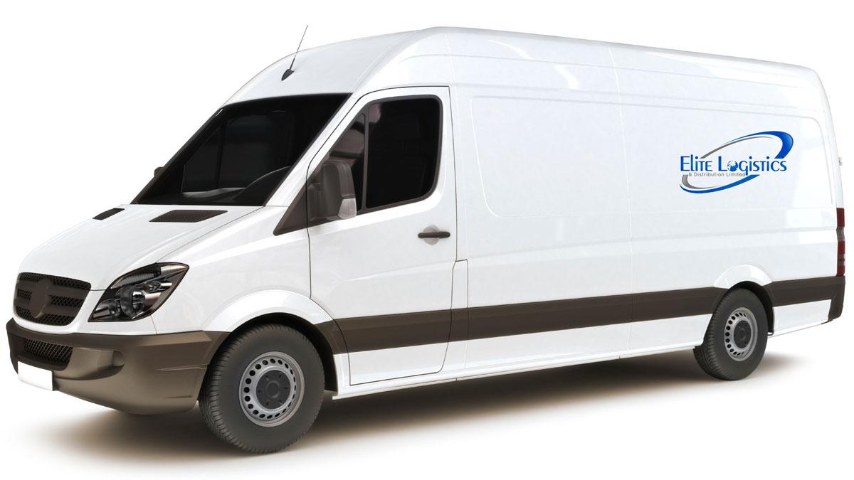 Extra Large Van Elite Logistics